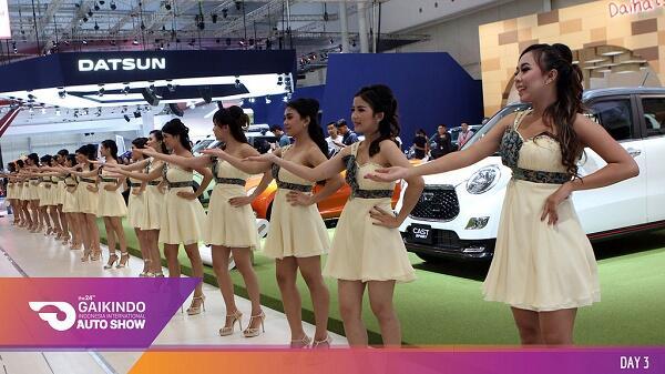 GIIAS 2016: Pameran Otomotif Bertaraf Internasional Resmi Digelar Gan!