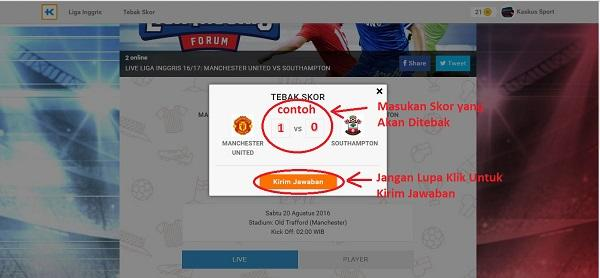 Live Liga Inggris 16/17: Manchester United VS Manchester City