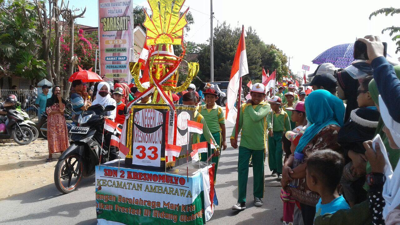 [17an] Serunya Karnaval Dari Warga Untuk Warga