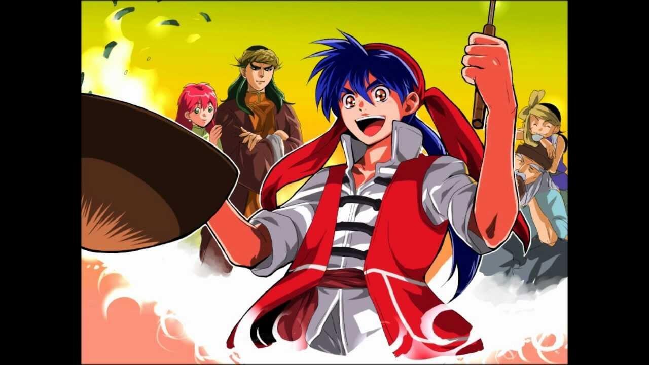 Beberapa Anime ini Pernah Membuat Masa Kecil Kita Jadi Lebih Berwarna Gan