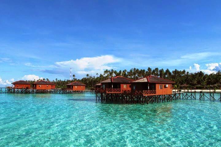 Pesona Keindahan Pulau Derawan Kalimantan Timur