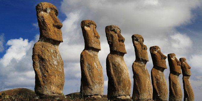 Misteri lenyapnya 5 peradaban kuno paling maju di Bumi