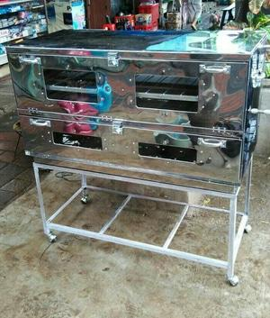 Oven Roti Stainless