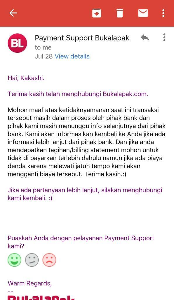 BILLY BUKALAPAK MASUK LUH!!!