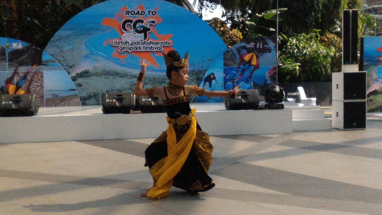 Road To Ciletuh Palabuhanratu Geopark Festival 2016