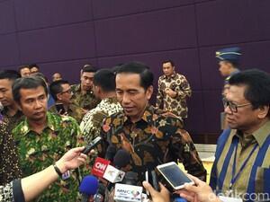Bentuk Super Holding BUMN, Jokowi: Biar Tidak 'Disuntik' Terus
