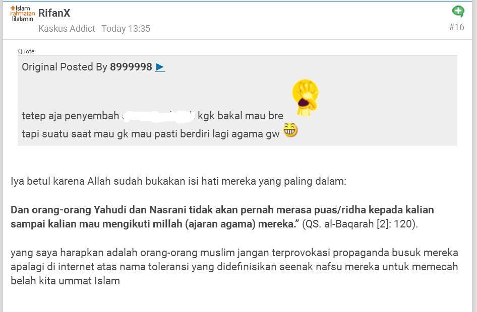 Beginilah Kemuliaan Negara Khilafah Memperlakukan Warga Negara Non-Muslim