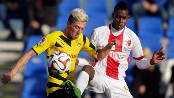 RESMI: West Ham United Gaet Edimilson Fernandes