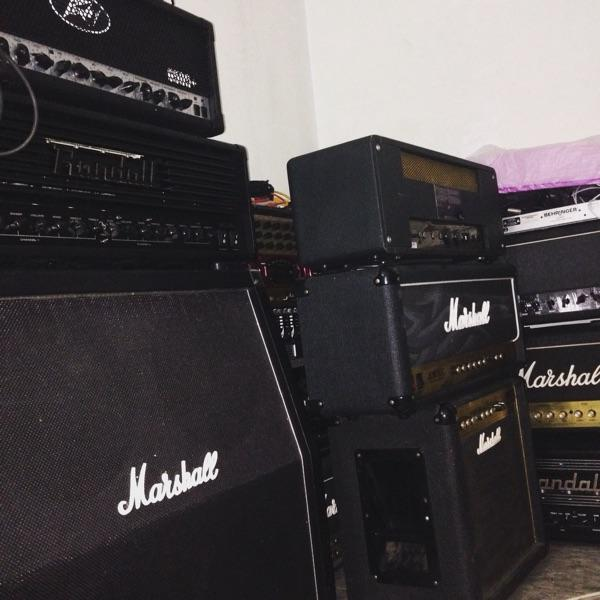 Marshall Amps - User Forum - Page 3   KASKUS