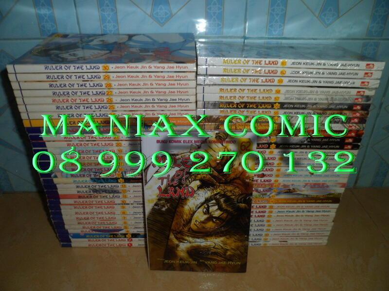 Jual Komik Fullset Langka & Best Seller