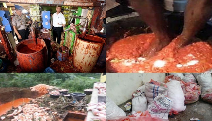 Gak cuma Pizza, tapi banyak makanan bahaya di Indonesia gan!