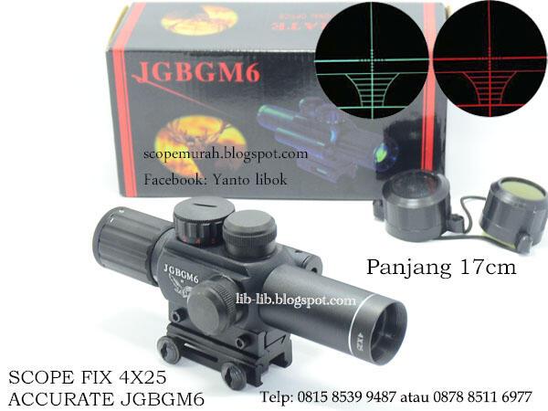 Terjual scope beeman optics kaskus
