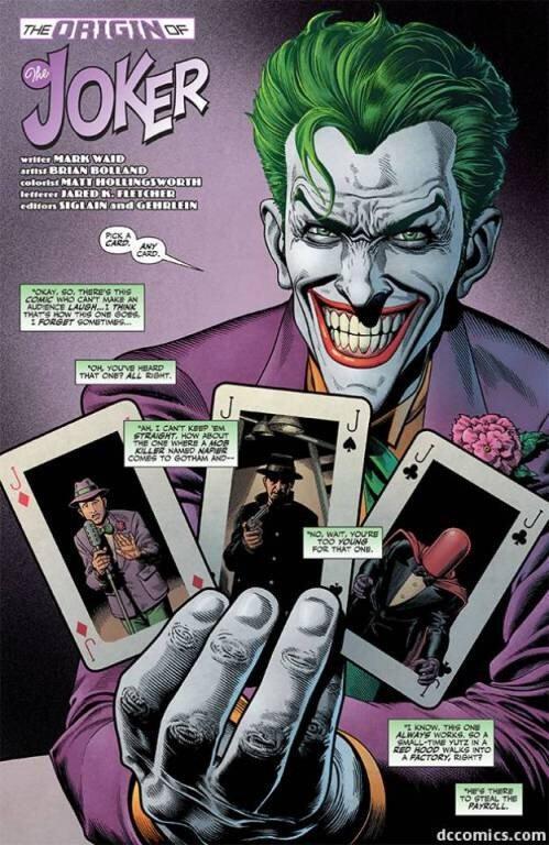 Belajar dari musuh-musuh Batman