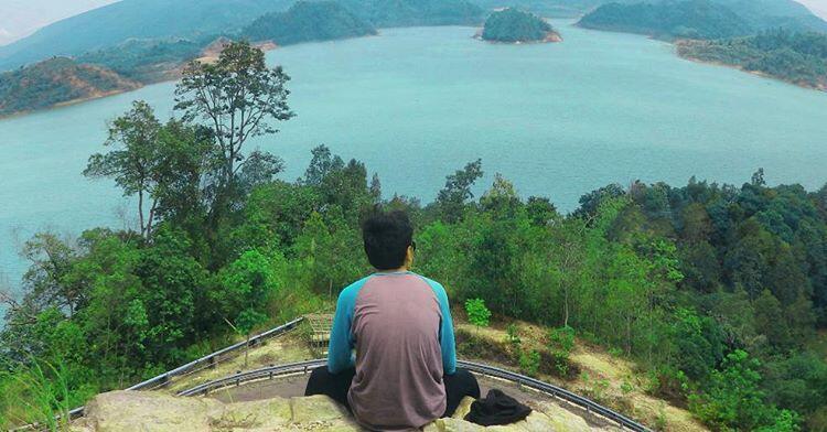 Ternyata Bendungan Batutegi Di Lampung Ada Tempat Konservasinya Gan