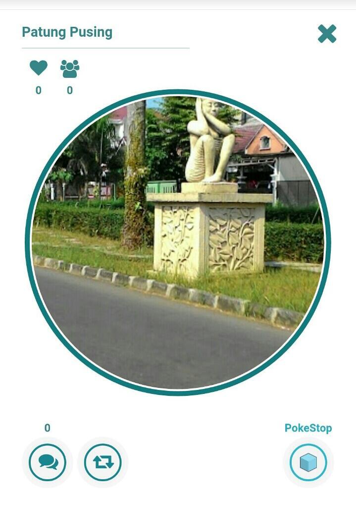 [POKEMON GO] Nama Pokestop Bikin Ngakak..