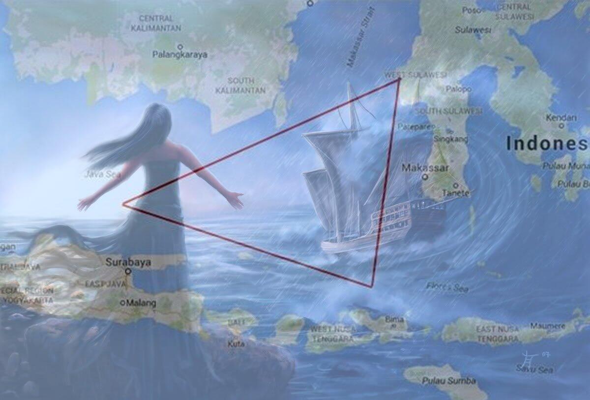 Segitiga Masalembo yang Gak Kalah Serem dari Segitiga Bermuda