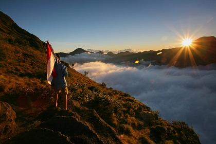 Best Sunset View in Indonesia #BeautifulIndonesia