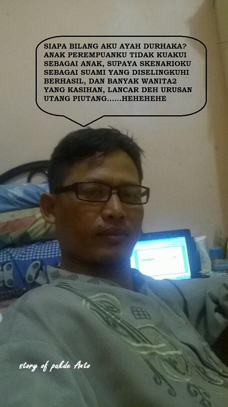 Hati-hati dengan penipu profesional Toni Riyanto alias Pakde Anto (Repost)
