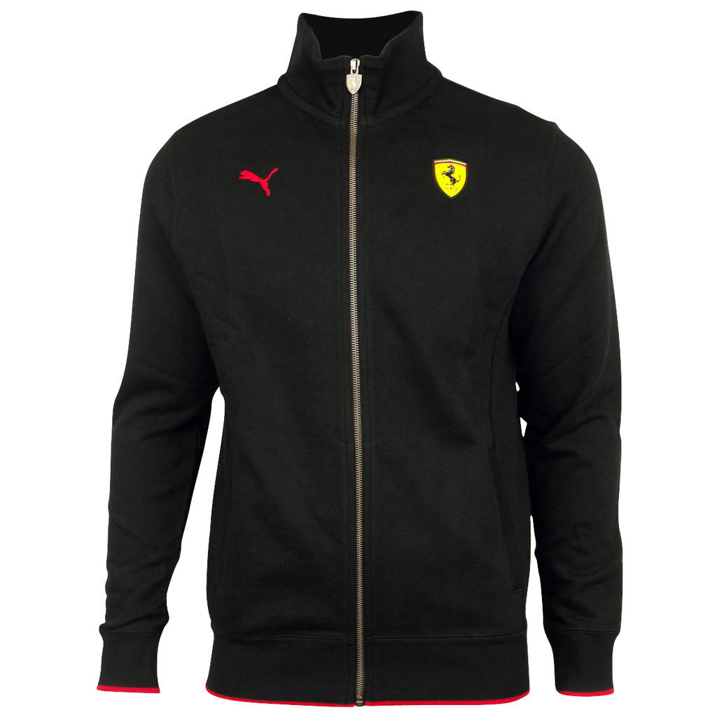 Puma Ferrari SF Official Tracktop Jacket Jaket not Adidas Firebird Fila  Fred Perry 37cfa60339