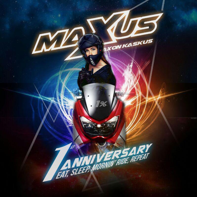 [Field Report] Maxus - NMAX on Kaskus 1st Anniversary