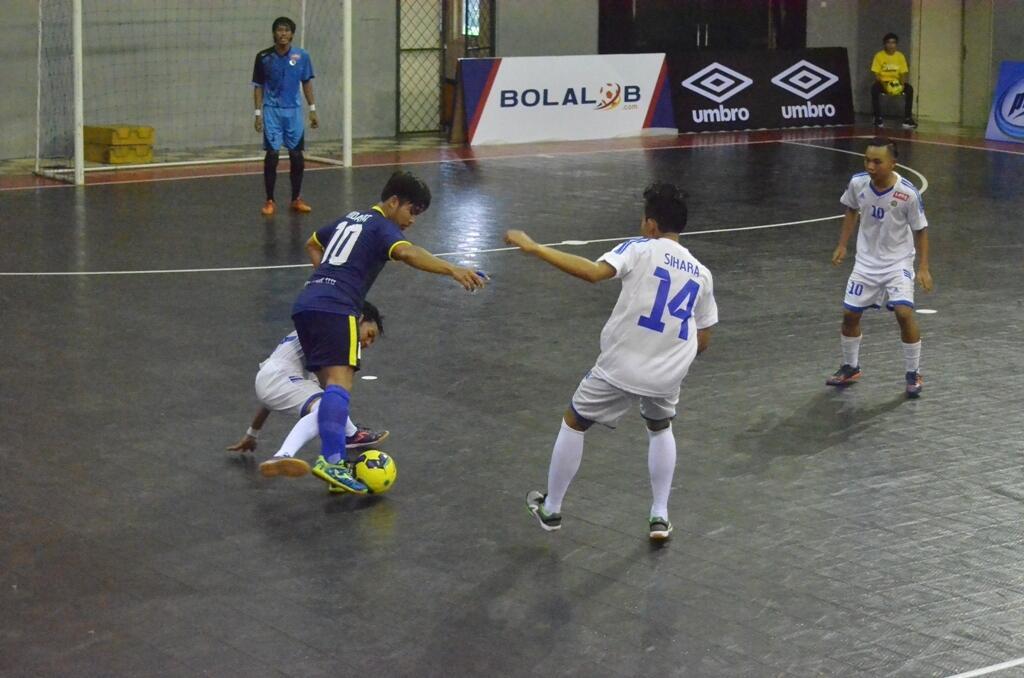 LIMA Futsal Kaskus Central Java and Yogyakarta Conference + LIMA NC 2016 Hari ke-2
