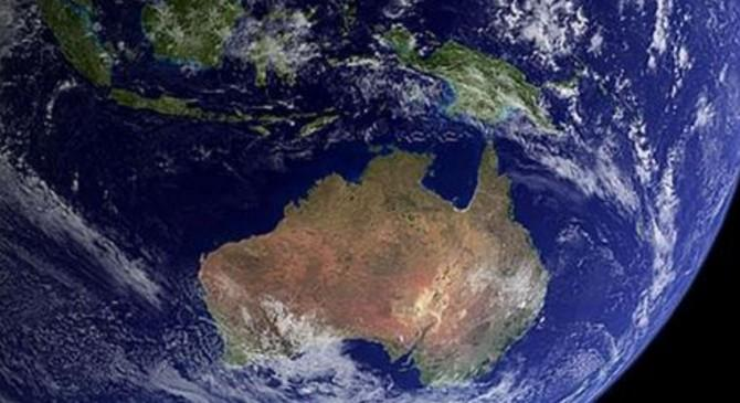 GAWAT GAN!! BENUA AUSTRALIA TERUS BERGERAK MENDEKATI INDONESIA