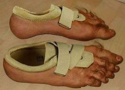 Teknologi-teknologi keren yang pernah ada dalam sepatu