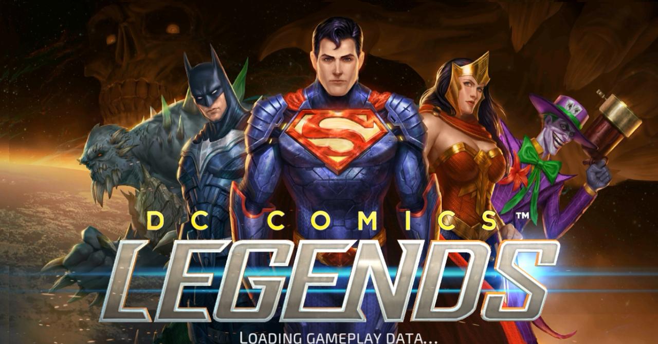 [Android/iOS] DC Comics Legends