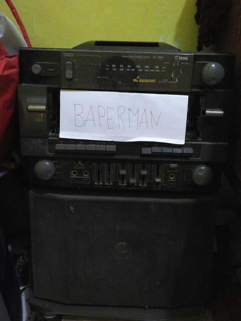 Review tape radio tens ke 8880 kaskus for Input keyword disini perbaris ya