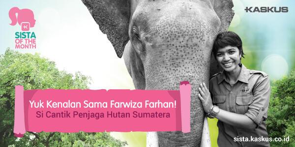 4 Hal Ini Yang Bikin Indonesia Bangga Punya Farwiza Farhan