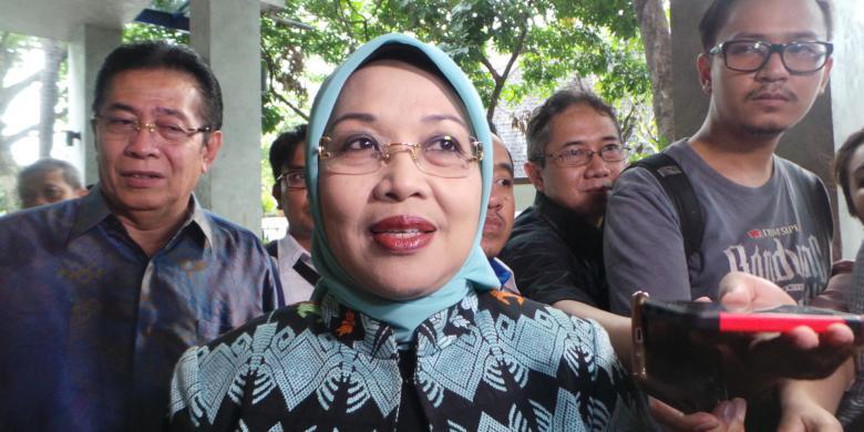 Sylviana Murni: Memimpin Jakarta Tidak Perlu Marah-marah Kan