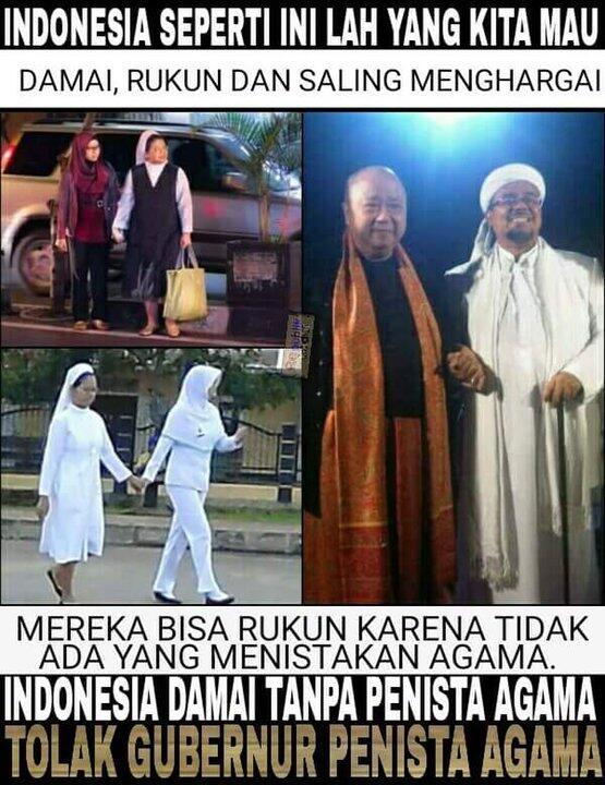 Wapres JK: Pantas Umat Islam Marah Sama Ahok