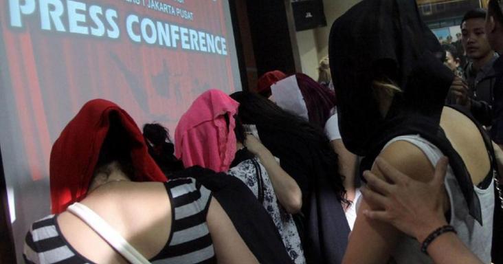 PSK Maroko yang Diamankan di Jakarta Pusat Hanya 'Doyan' Arab dan Bule