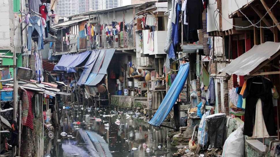 Begini Kalau Warga Kampung Kumuh Pusat Jakarta Bicara Pilkada