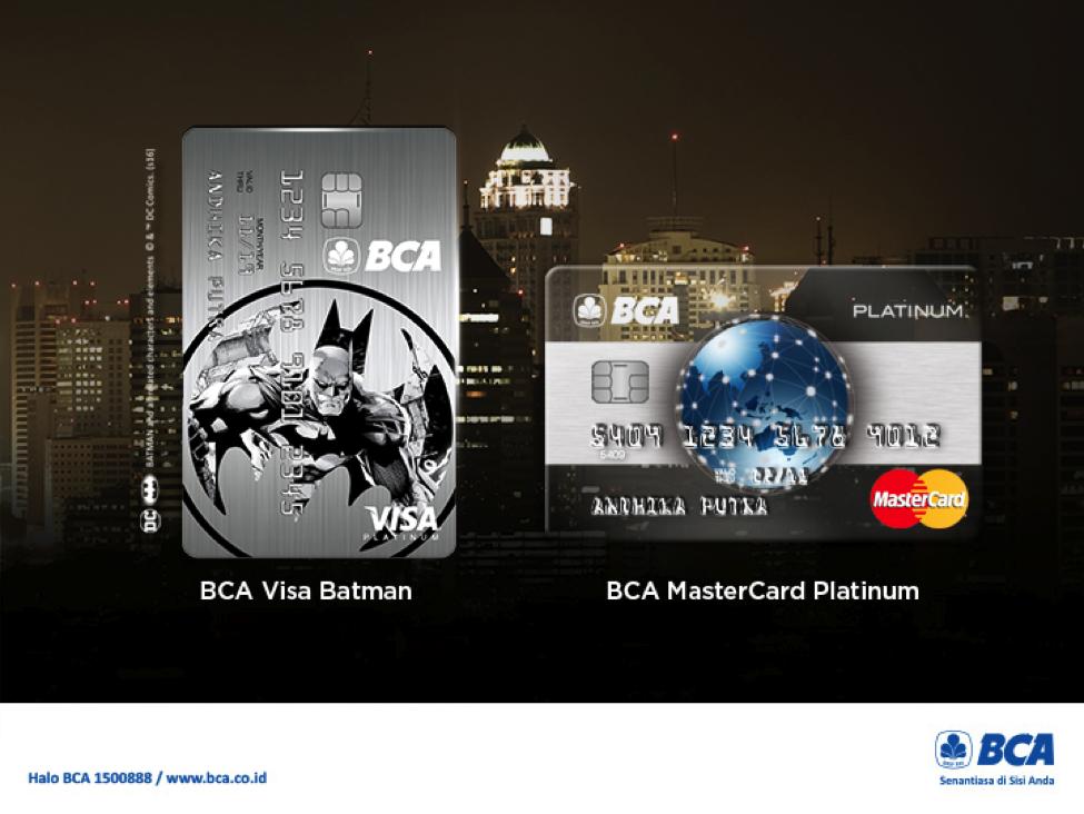 Lifestyle Lebih Lengkap Dengan Ditemenin BCA Visa Batman