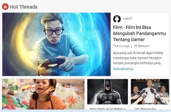 Film - Film Ini Bisa Mengubah Pandanganmu Tentang Gamer