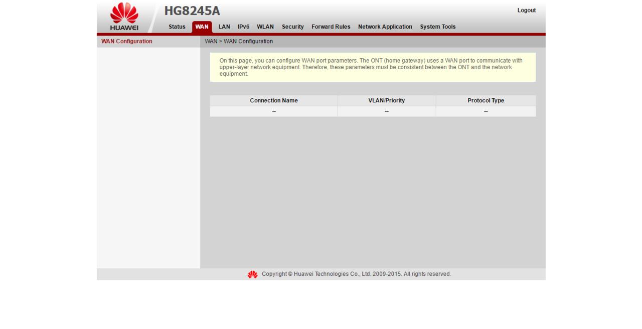 User atau yang ngerti modem Huawei HG8245A masuk please | KASKUS