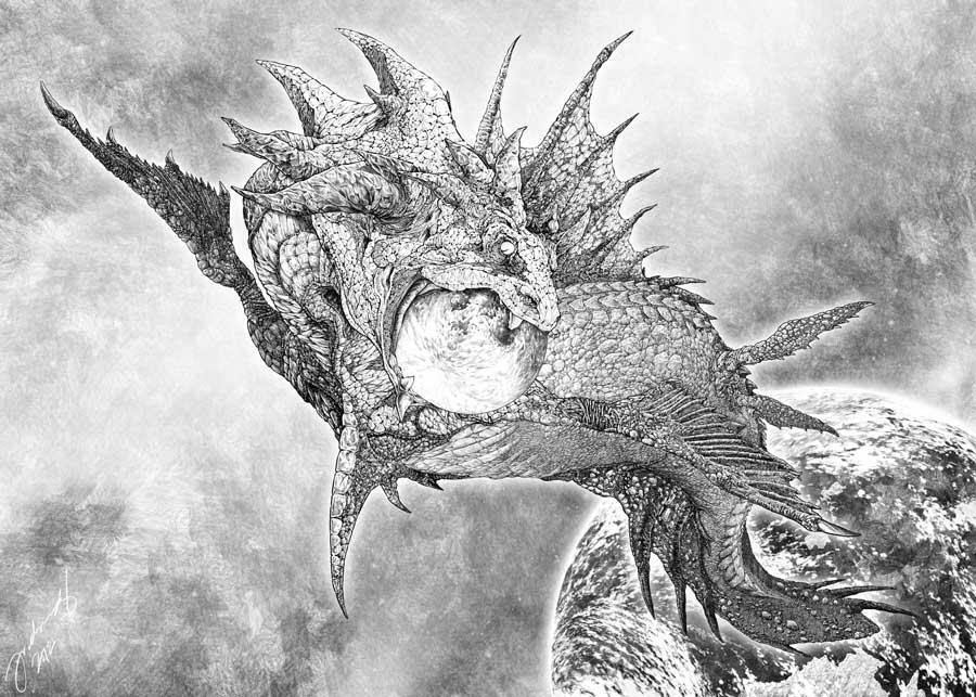 Inilah Naga dari Berbagai Belahan Dunia !