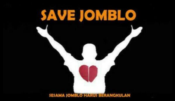 Save Jomblo!! Bahaya Yang Terjadi Ketika Jomblo Punah..