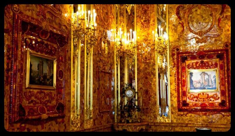 The Amber Room, Misteri Harta Karun Yang Bisa Bikin Agan Sista Super Kaya..