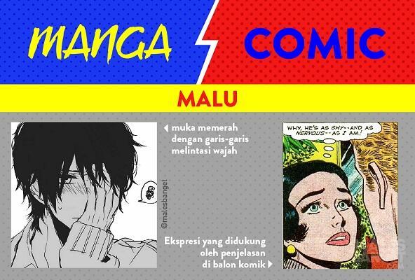 7 Hal yang Cuman Ada di Manga, tapi Gak di Komik Barat