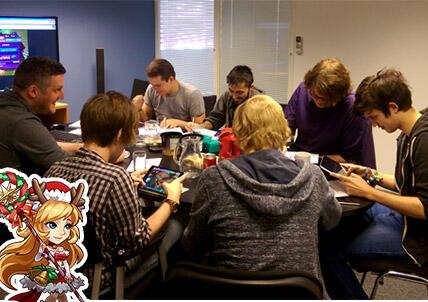 Para Pendekar Di Balik Layar Pembuat Game-Game Android (Share Pengalaman, Nih Gan!)