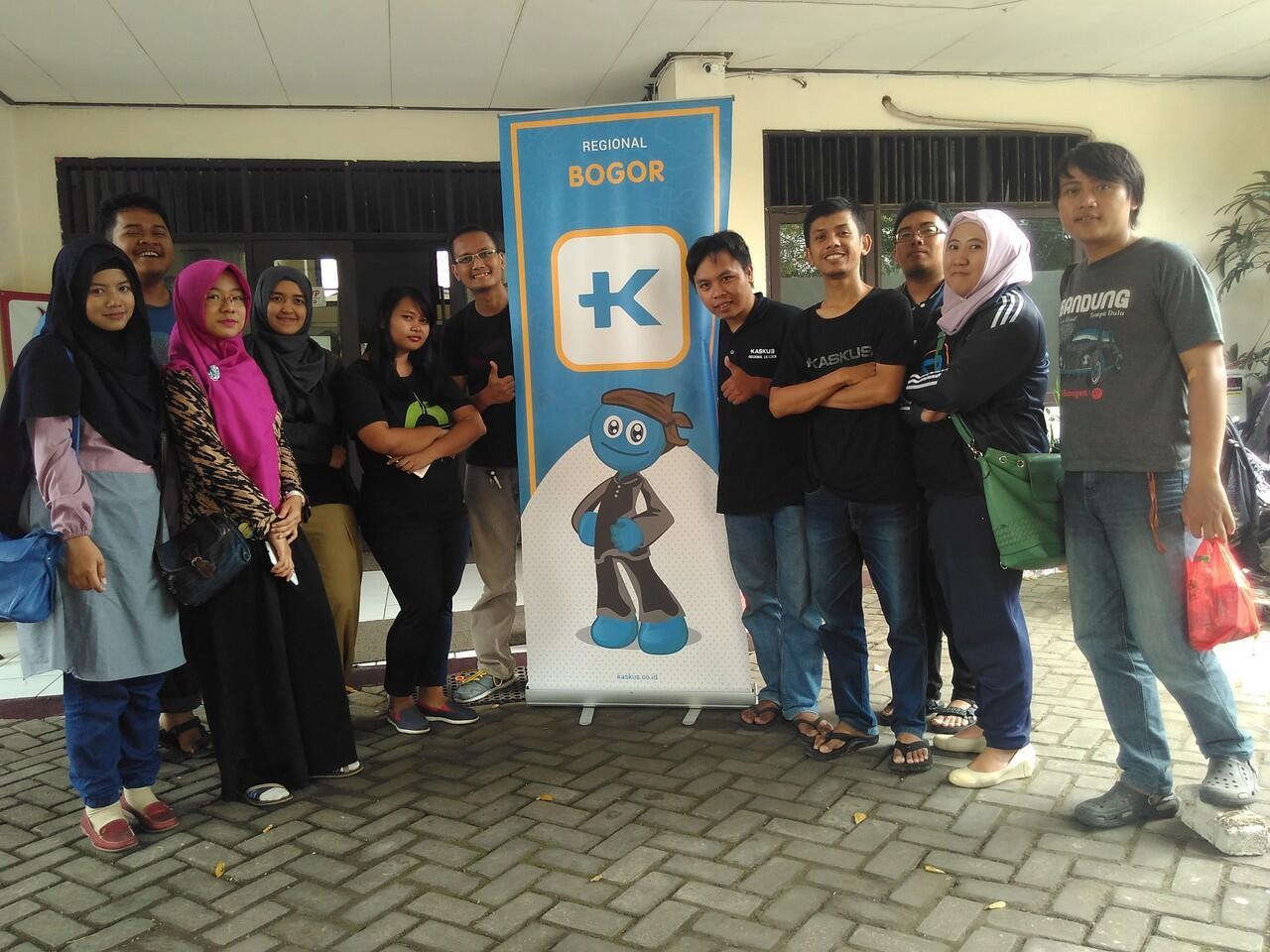 [invitation] Donor Darah Bersama Regional Bogor edisi #11