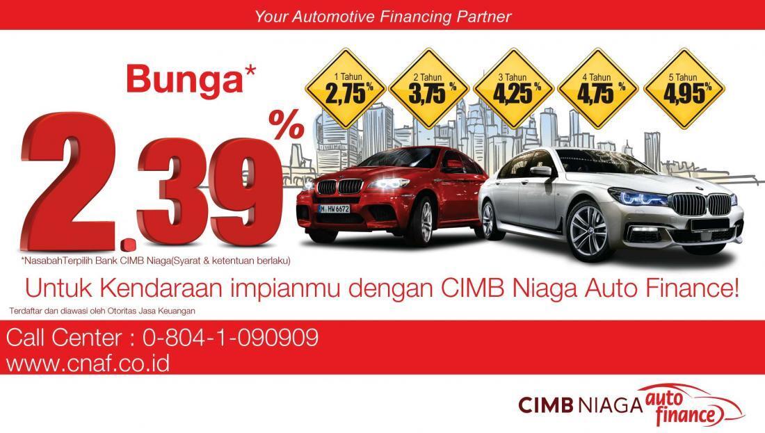 Sales Officer CIMB Niaga Auto Finance wilayah Bekasi ...