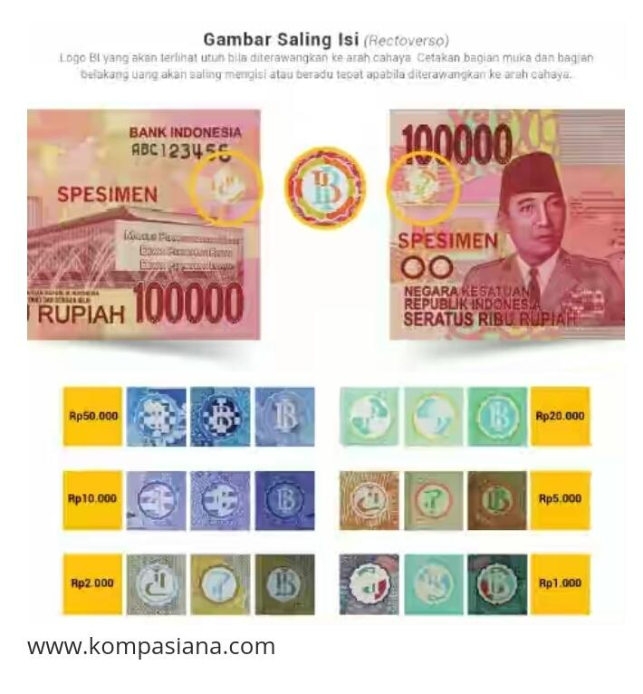 heboh logo diduga lambang pki di uang kertas baru
