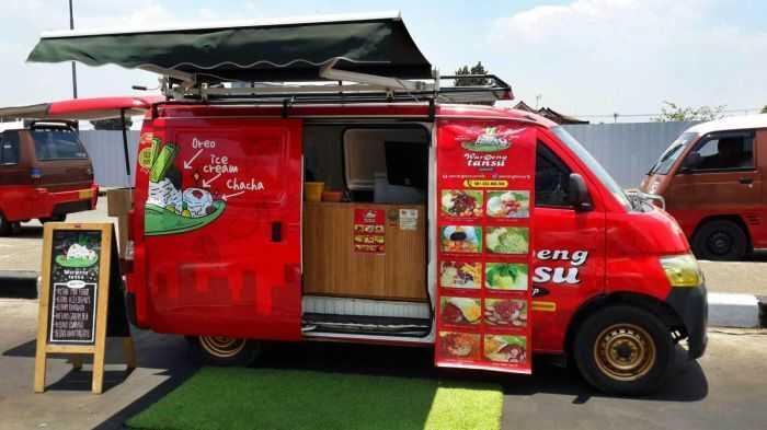 Persiapkan hal ini sebelum memulai bisnis food truck.