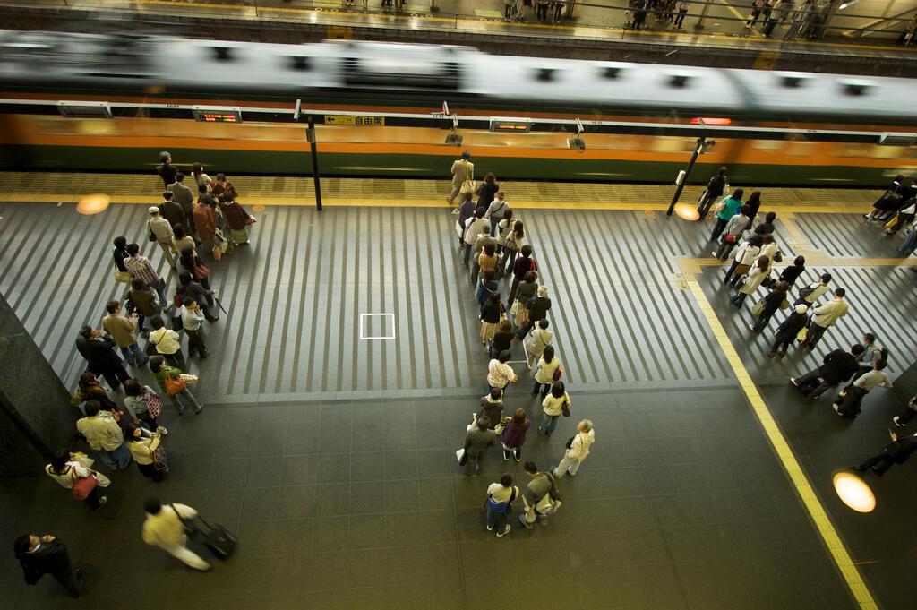 Kebiasaan Antrinya Orang Jepang Itu Apa Aja Sih? | KASKUS