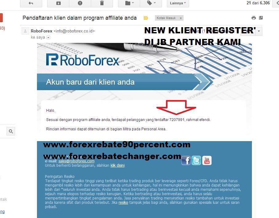 Forex4you rebate