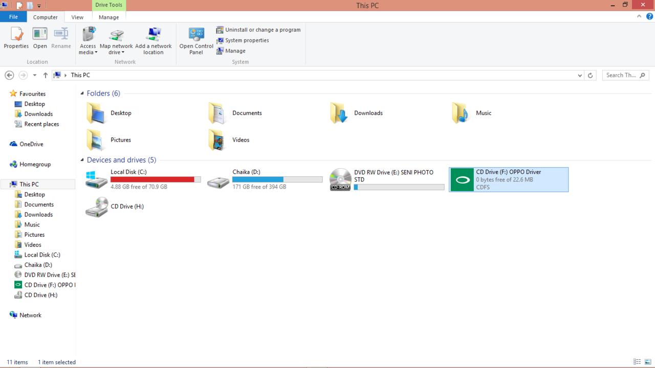 Gimana Cara Transfer File Pake USB Hp Oppo F1S