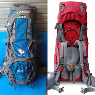[BACKPACK] Consina Expedition 75+5L